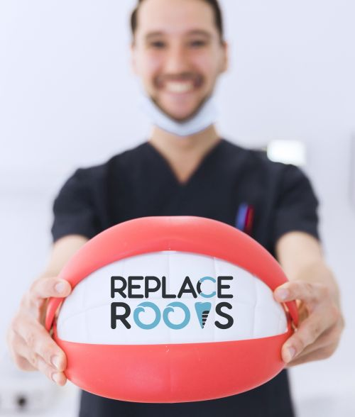 Recommended by dentist - Dental implants- replace roots